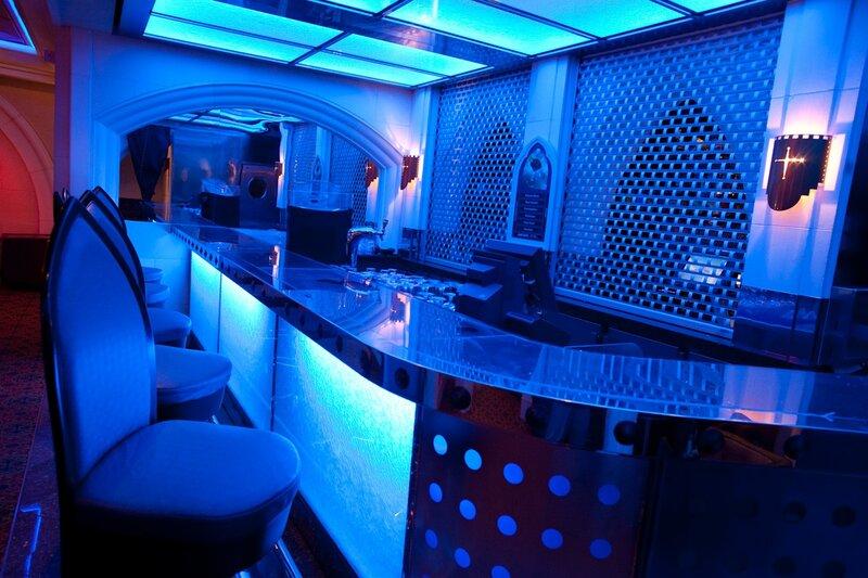 Ночной клуб The Catacombes