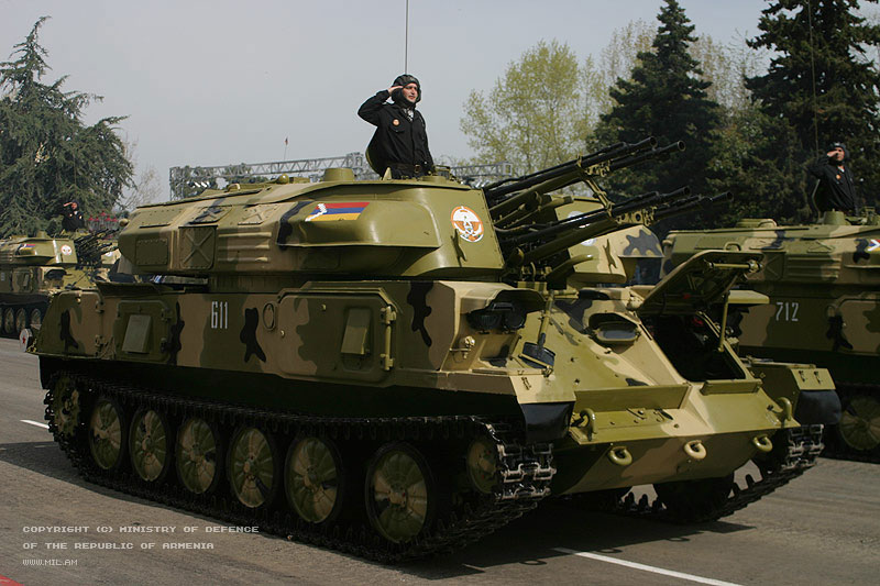 ZSU-23-4 Shilka