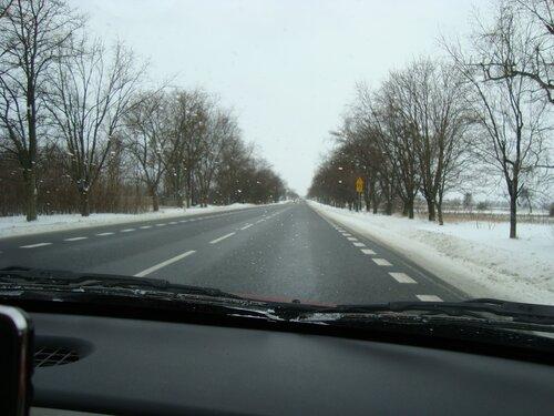 По дороге на Берлин
