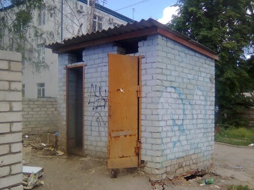 Орел, расчлененное тело, убийство, уличный туалет