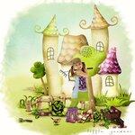 «романтический сад» 0_6493e_4ba89da5_S