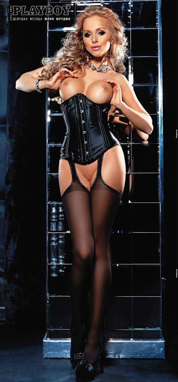 Юлия Юрудюк / Yulia Yurudyuk in Playboy Ukraine june 2011 - большой постер 15 мегапикселей