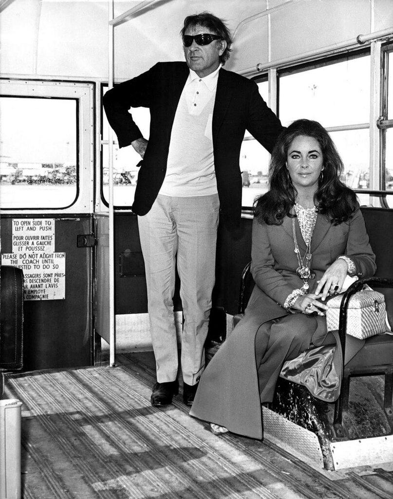 Elizabeth Taylor,Richard Burton