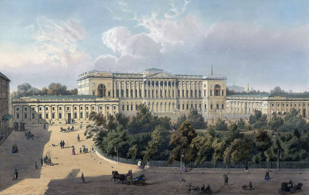 Mikhailovskaya_square_(Arts_Square)_and_the_Mikhailovsky_Palace_in_St._Petersburg_in_the_19th_century (1).jpg