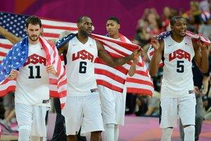 Сборная США прошла в финал чемпионата мира