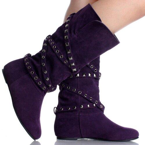 Модная женская обувь на зиму