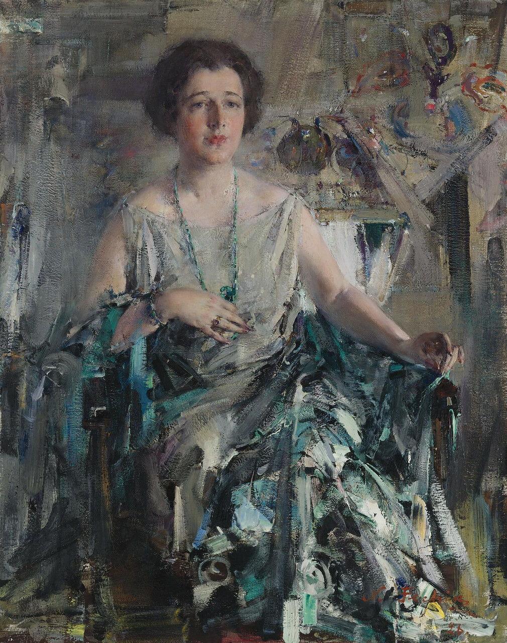 Nicolai Fechin - Portrait of Duane, 1926.jpeg