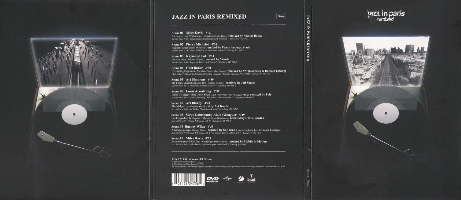 Jazz in Paris remixed (2006) DVD5