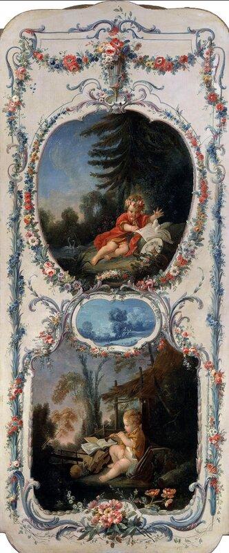 Collections: Madame de Pompadour, Château de Crécy (?). Robert, Lord Pembroke. Alexander Barker. His sale, June 6, 1874, Christie's, Lot 20, sold for £6,352 10s to Samson Wetheimer. Charles Sedelmeyer, Paris. Maurice Kann, Paris. Duveen. Frick, 191