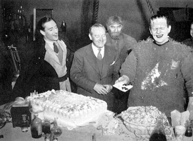 Boris Johnson Birthday Cake
