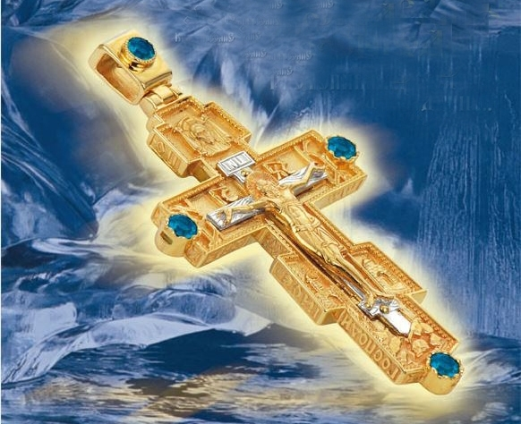 Почему христиане носят нательный крест 126