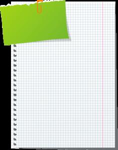 Лист бумаги в клетку фотошоп 189
