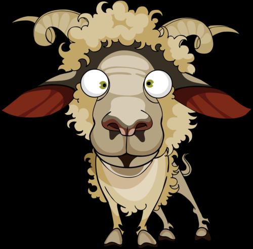 Клипарт коза