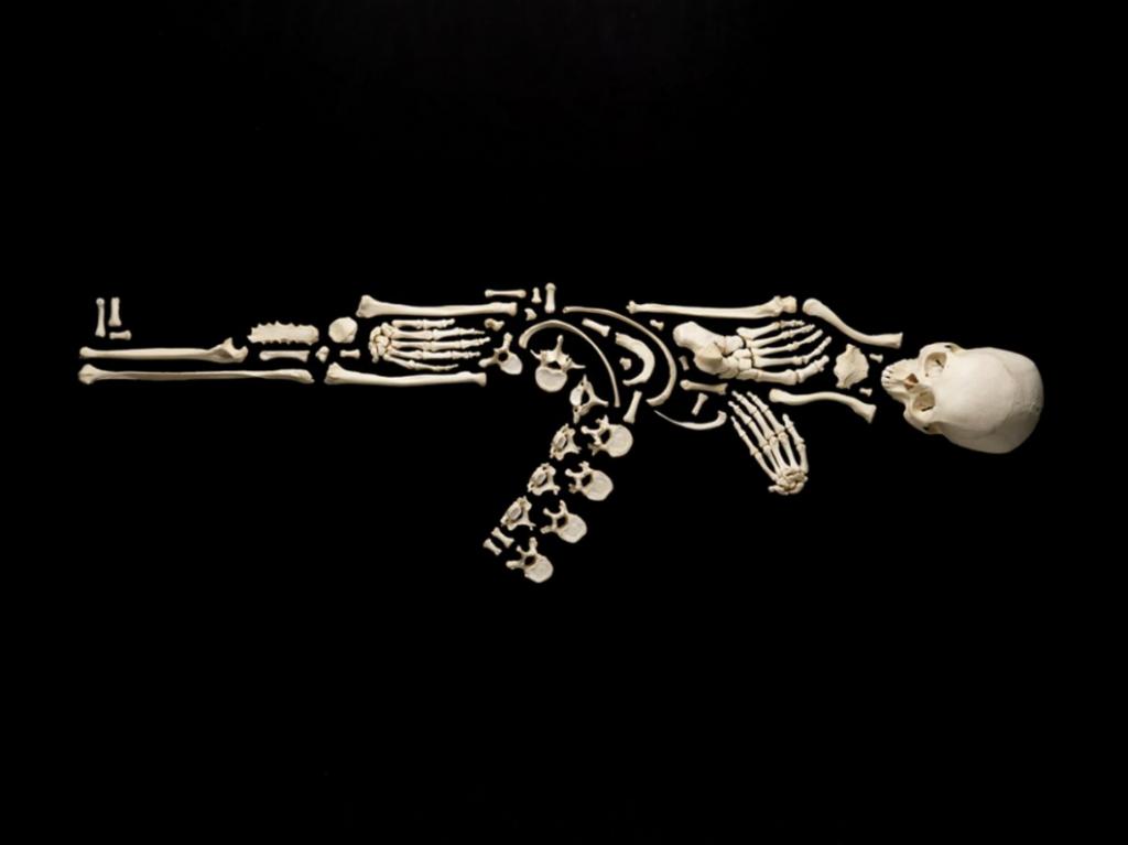 Символика из костей (7 фото)