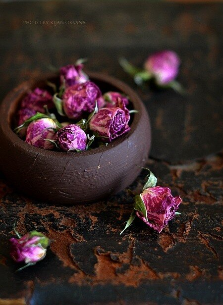 розы....