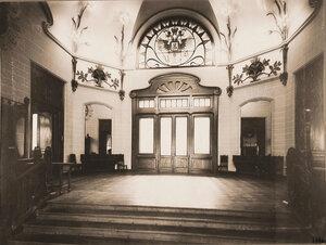 Вид вестибюля Императорского павильона.