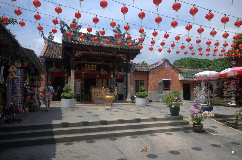 Тайский храм