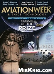 Журнал Aviation Week & Space Technology №8 2013