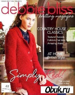 Книга Debbie Bliss Magazine Fall/Winter 2009