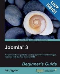 Книга Joomla! 3 Beginner's Guide