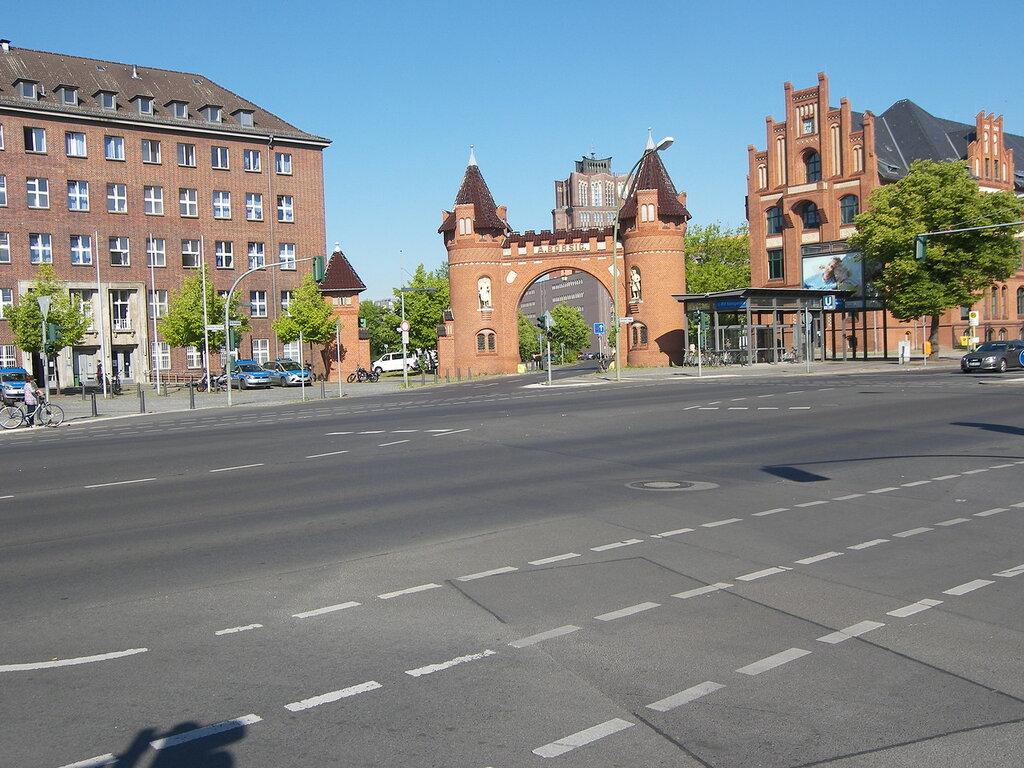 2015-07-03 район Tegel Берлина