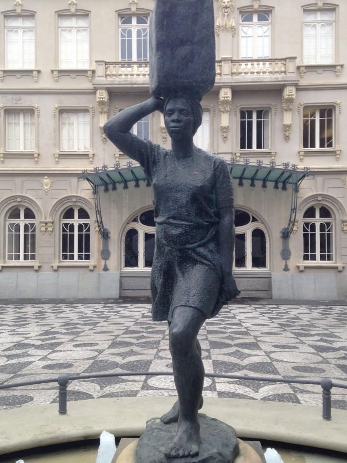 Памятник женскому труду (Бразилия)