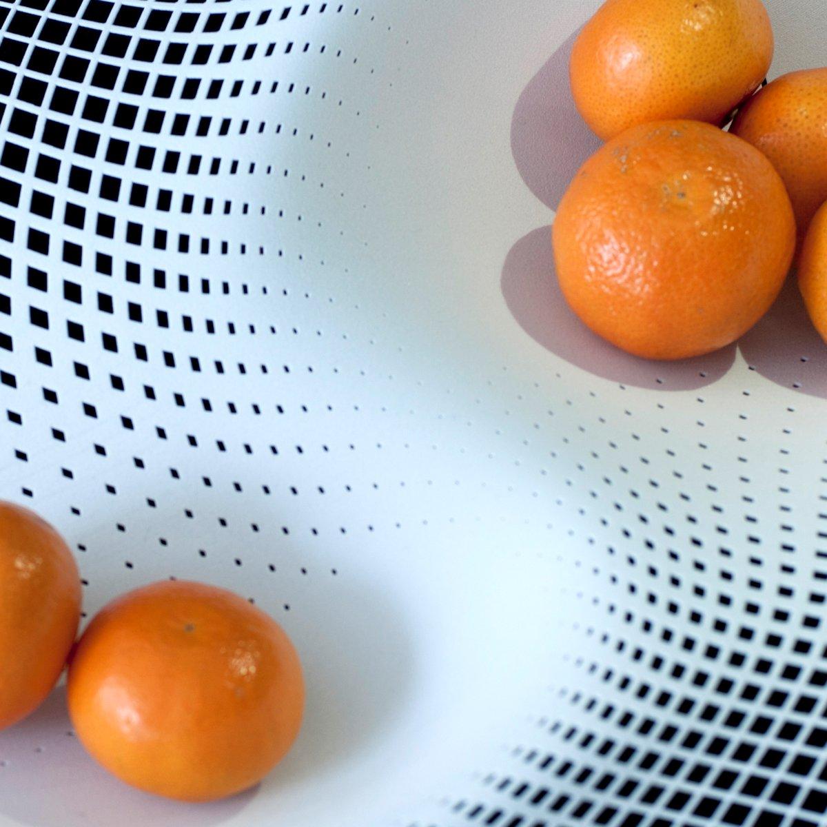 Дизайнер Алессандро Исола, дизайнер Alessandro Isola, Alessandro Isola, Dunes Bowl, подставка под фрукты Dunes Bowl, модели для 3D печати