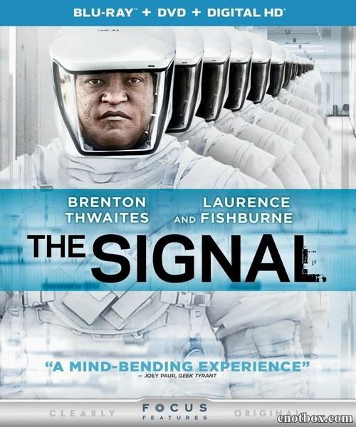 Сигнал / The Signal (2014/BDRip/HDRip)