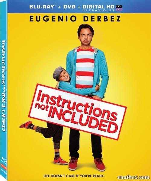 Инструкции не прилагаются / No se Aceptan Devoluciones (2013/BDRip/HDRip)