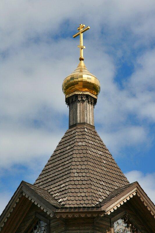 Федоскино, Церковь Николая Чудотворца