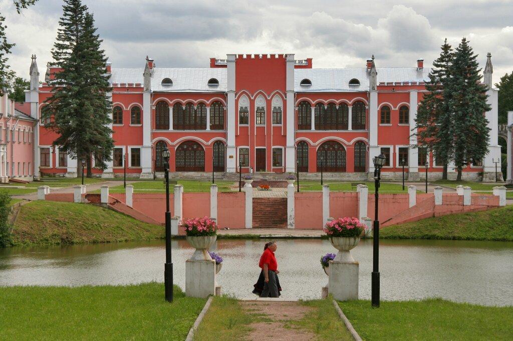 Усадебный дом-дворец, Марфино