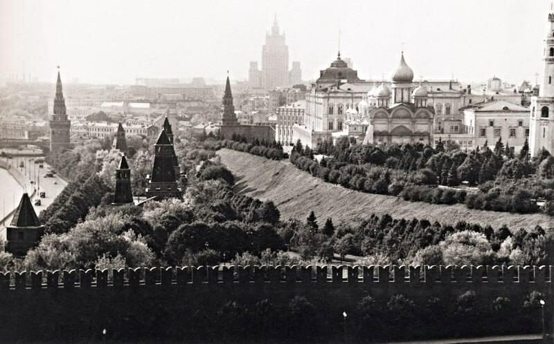 Наум Грановский. Кремль. 1958