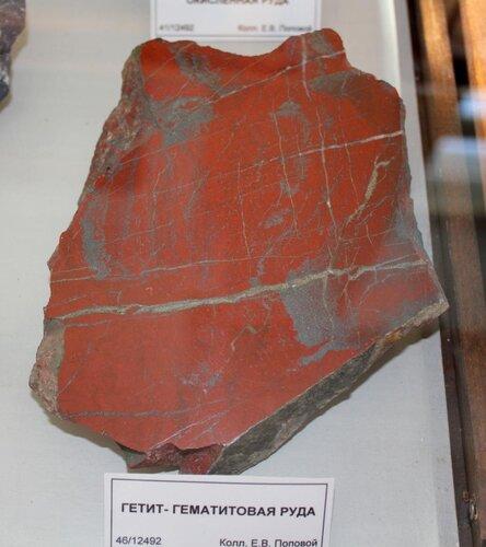 Гетит-гематитовая руда