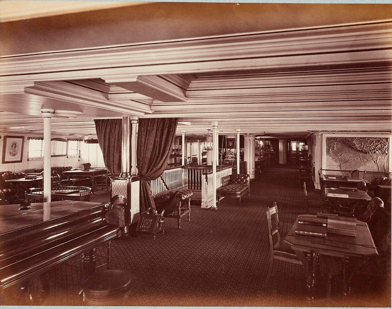 164. Салон HMS «Сераписа»
