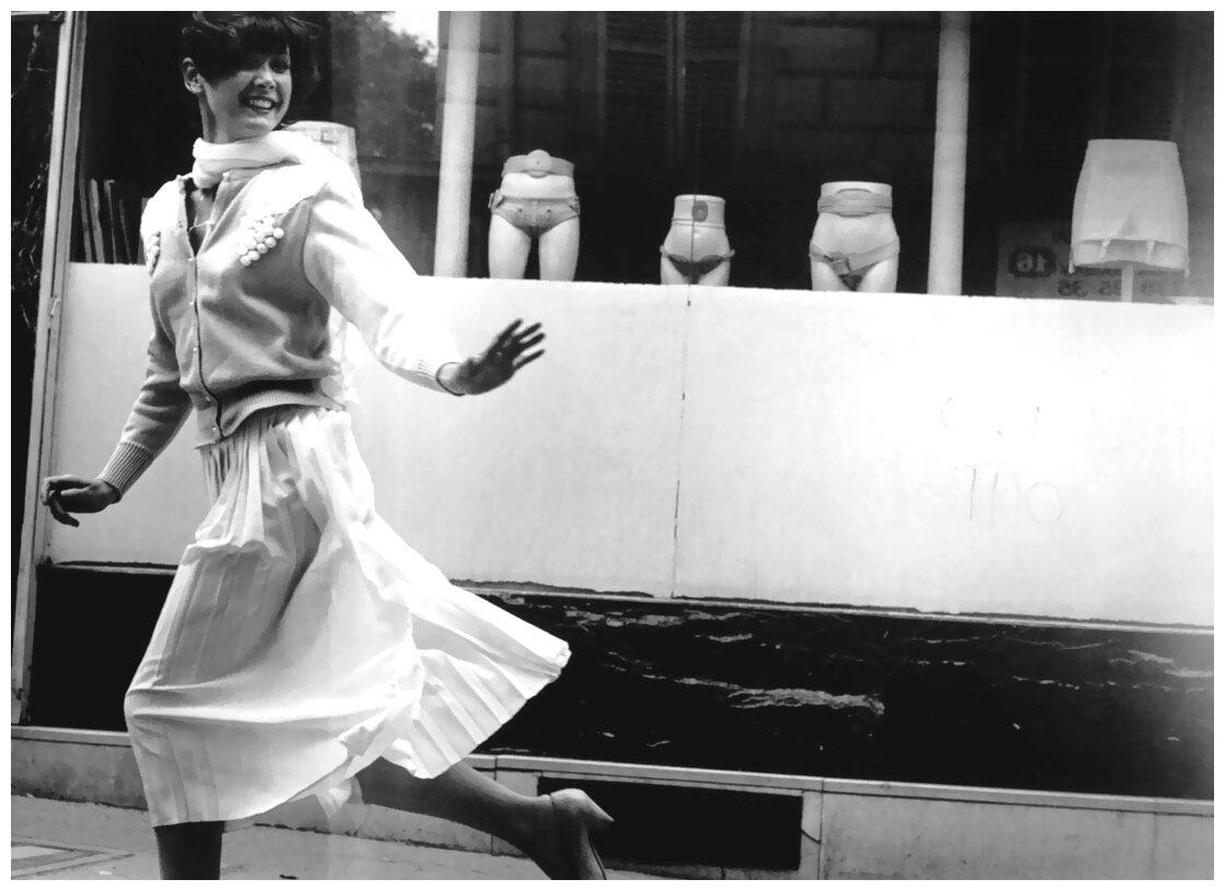 1985. Сабина Азема