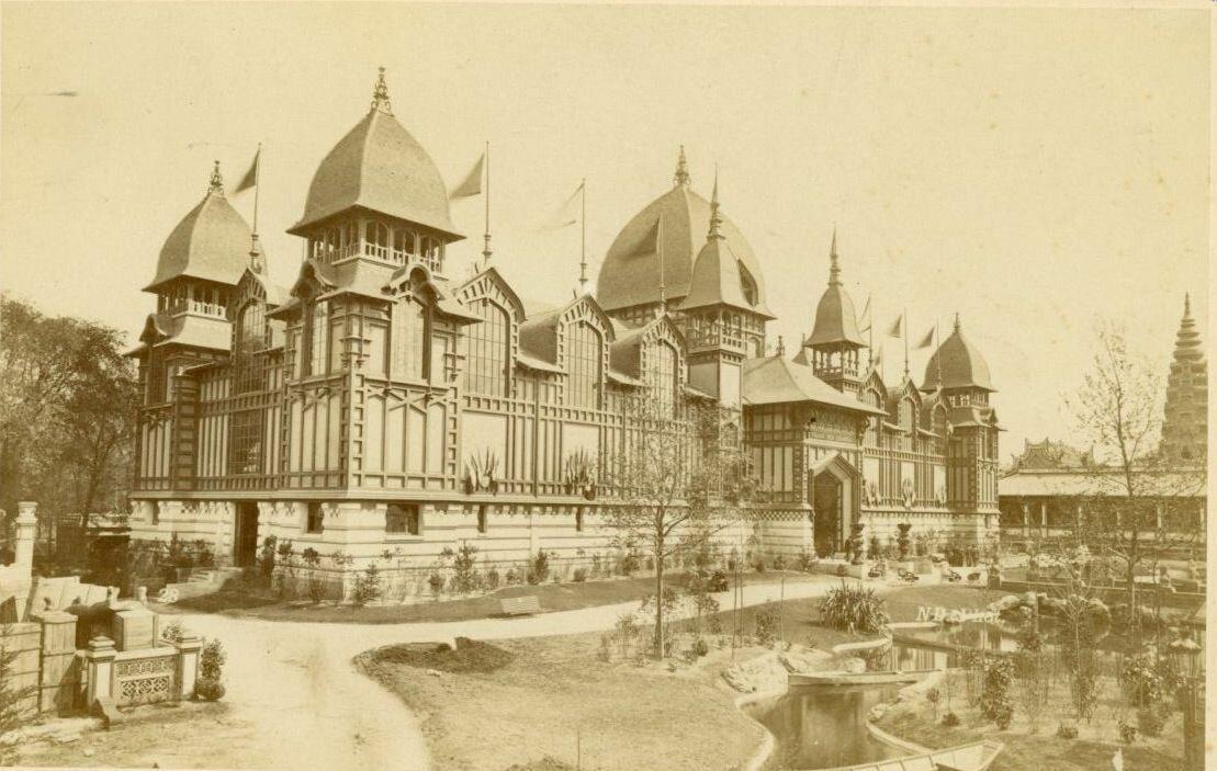 Дворец Колоний