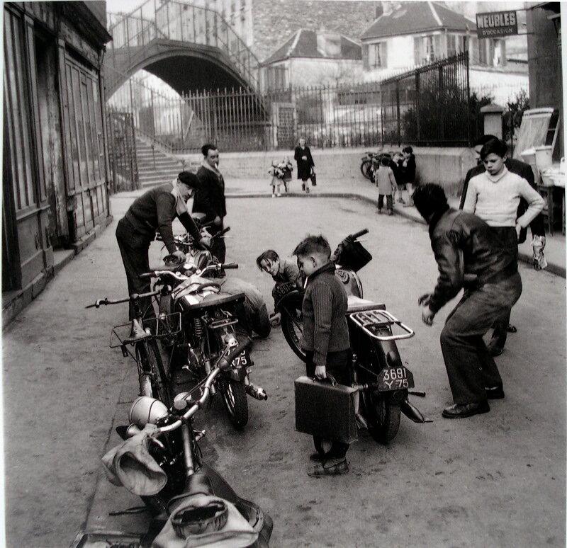 1953. Улица Евпатория