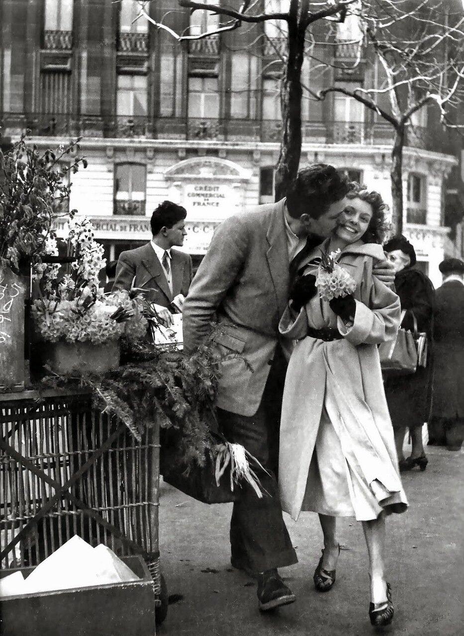 1950. Букет нарциссов