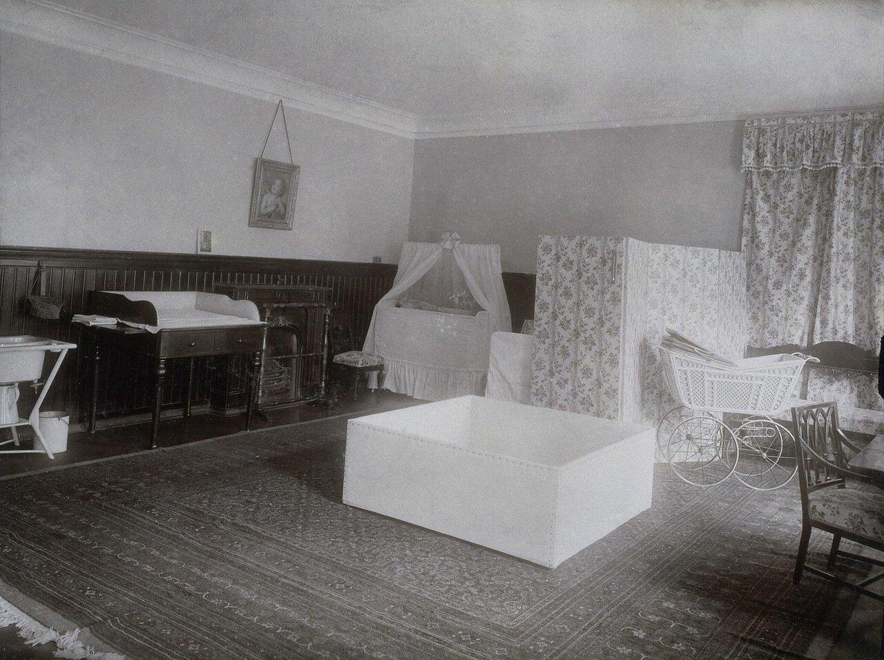 Детская комната в доме Дурново