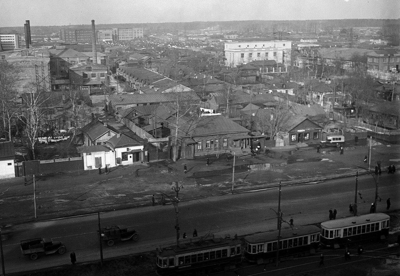 1938. Ленинградское шоссе (проспект)