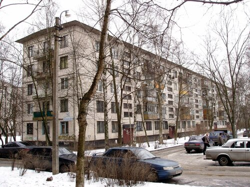 ул. Тельмана 42к1