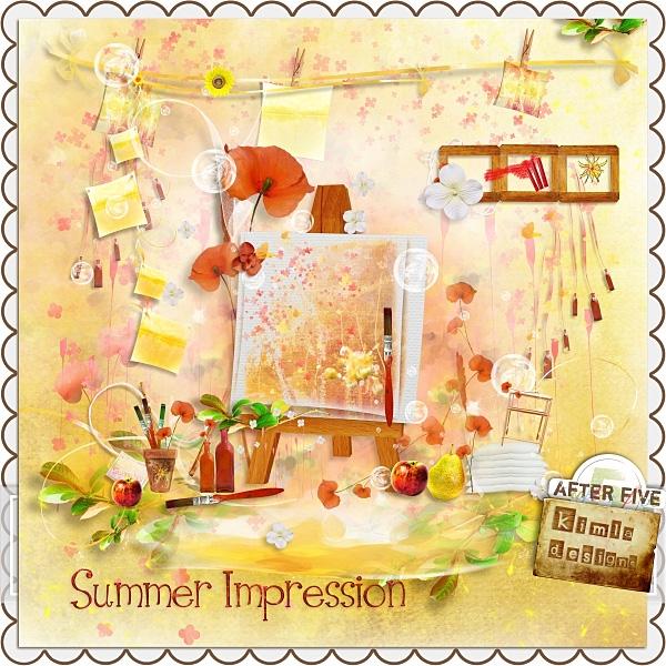 Summer impression
