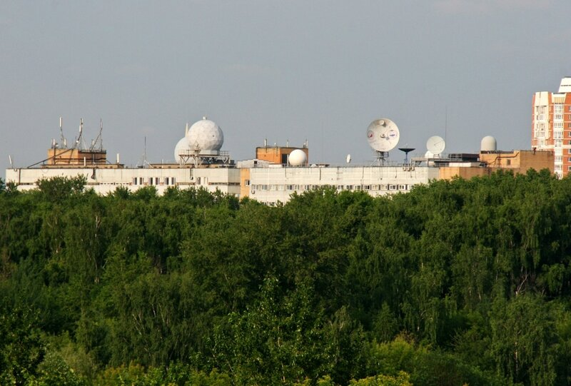 Радар нашей Зоны