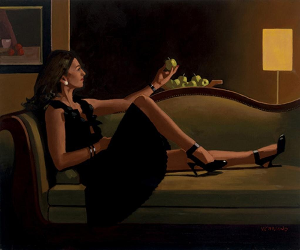 Original Sin, by Jack Vettriano