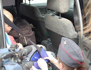 С начала года на приморских дорогах погибли 4 ребенка-пассажира