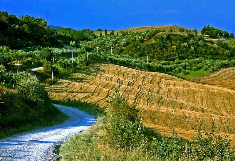 Эстетика туризма - Тоскана фото