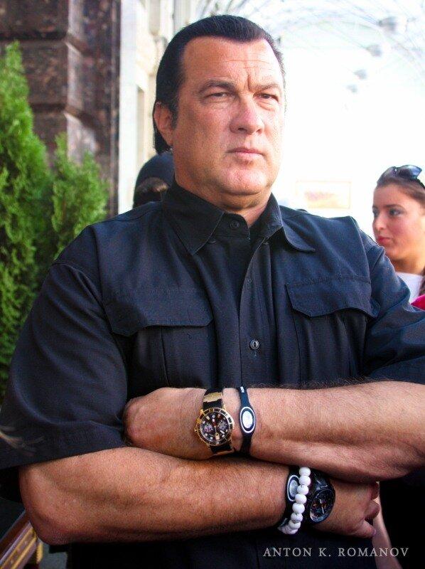 Стивен Сигал в Москве, Steven Seagal, в России, 2011, NSG News