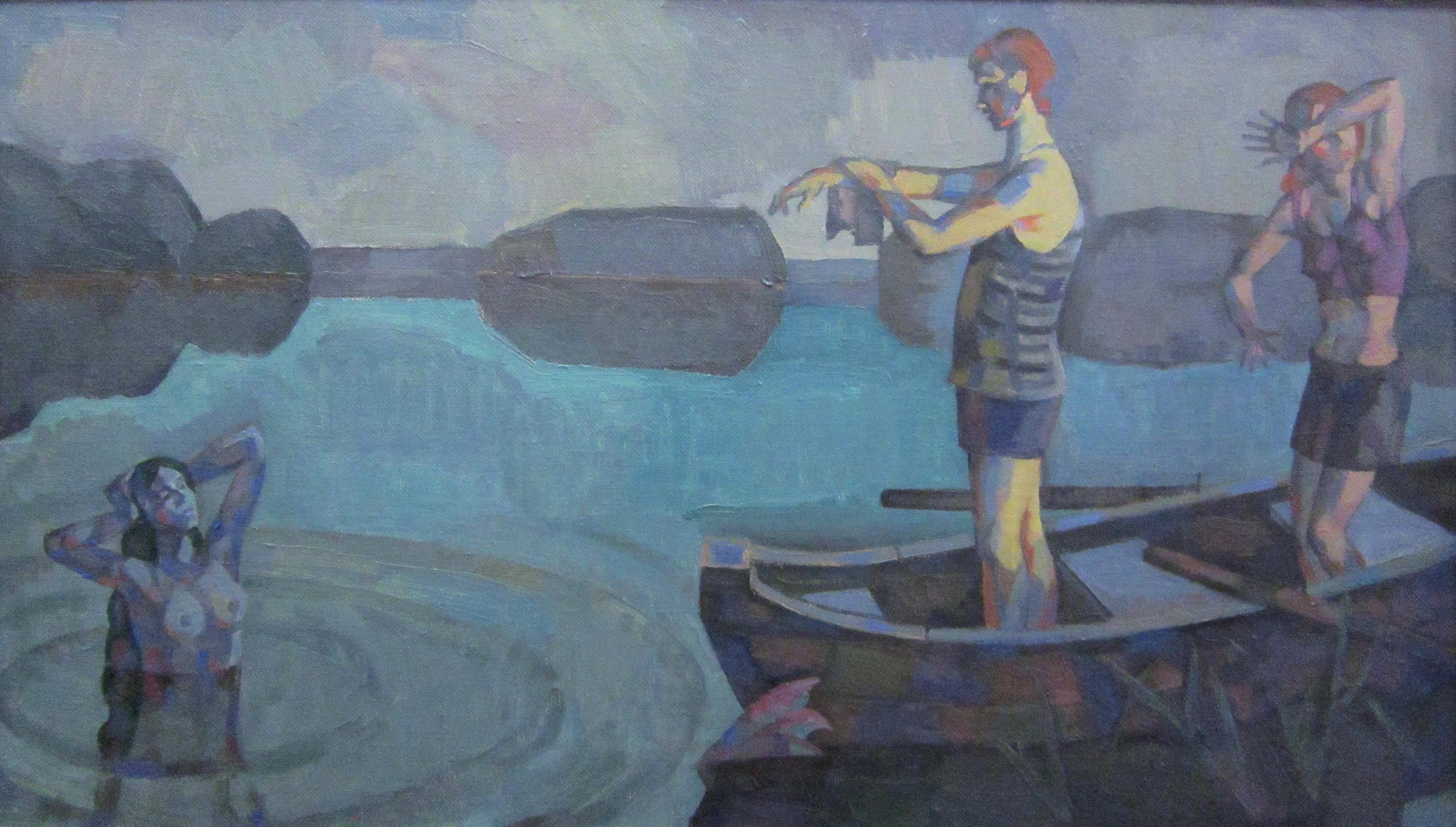 Игорь Викторович Шепель (род. в 1961 году). Русалка. 2012 год.