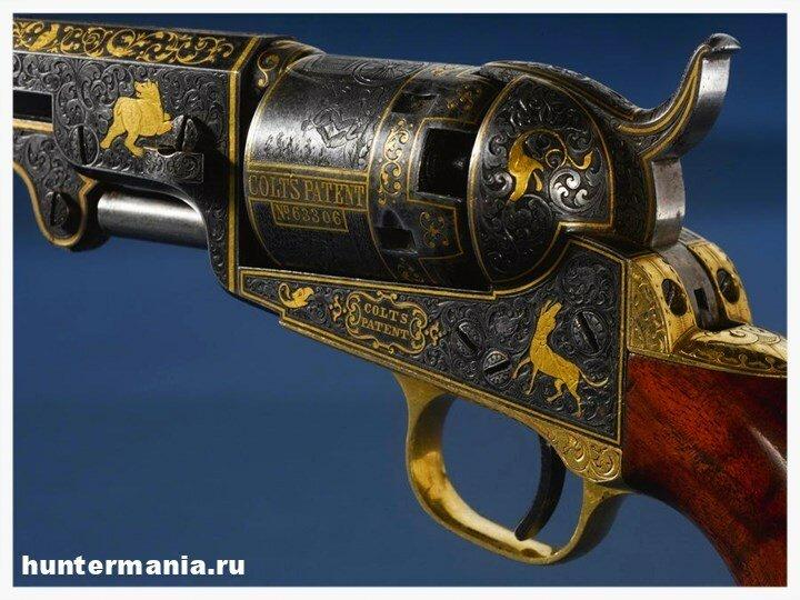 Коллекционирование оружия. Роскошное хобби для настоящих мужчин