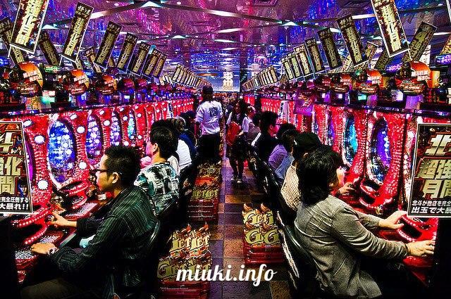 Как дорого японцам обходятся азартные игры